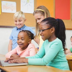 How can computational thinking help children to collaborate