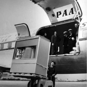 Fun Fact No 5 – The World's first hard drive was as big as 2 refrigerators