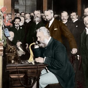 On this Day in History – 12th February 1877 – First Long Distance Telephone Call